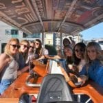 Hen Party Activity Pedi Bus Galway
