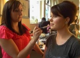 Make Up Application Carrick on Shannon Hen Party Activity